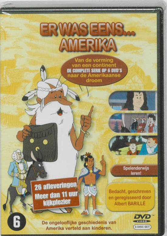 Er Was Eens - Amerika