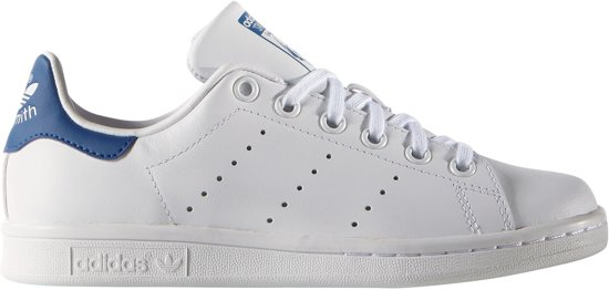 527913a3e46 adidas Stan Smith Sneakers Junior Sportschoenen - Maat 38 2/3 - Unisex - wit