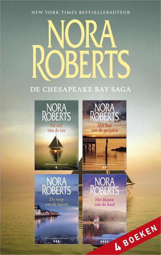 nora roberts chesapeake bay saga
