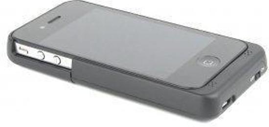 Apple iPhone 4/4s Power case Zwart