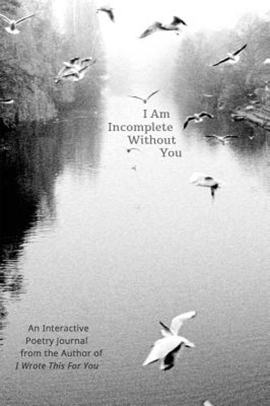 Afbeelding van I Am Incomplete Without You