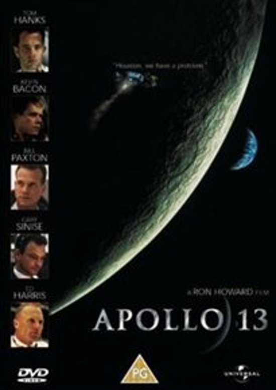Cover van de film 'Apollo 13'