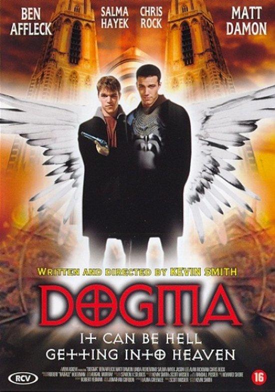 Cover van de film 'Dogma'