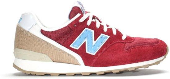 New Balance Dames Sneakers WR996HF Rood Maat 37 12