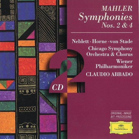 Symphonies Nos. 2&4