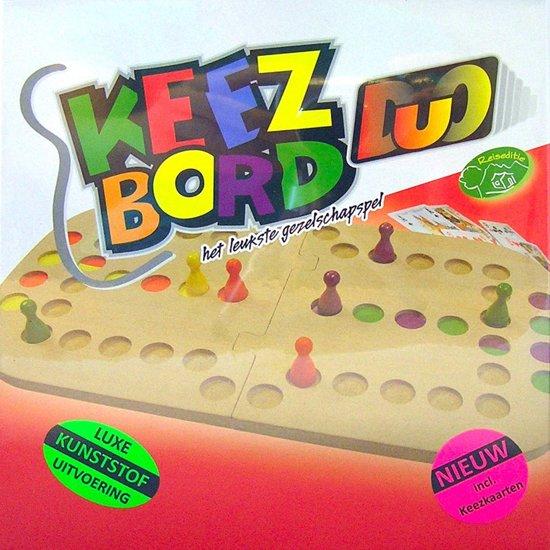 Keez bord Duo Kunstof