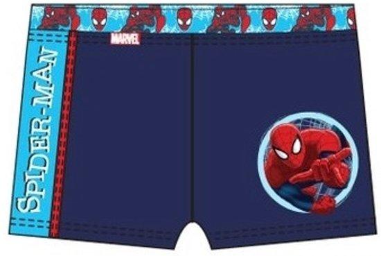 Spiderman Zwembroek.Bol Com Spider Man Zwembroek Spiderman Zwemshort Maat 98 Blauw