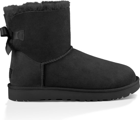 a089e984af8c ... discount code for ugg mini bailey bow ii boots 1016501 zwart maat 37  9c54b ff62f ...