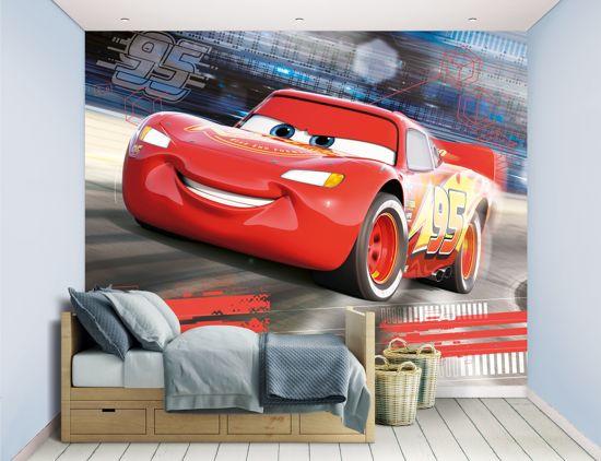 Walltastic Kinderbehang Disney Cars - fotobehang - 305 x 244 cm