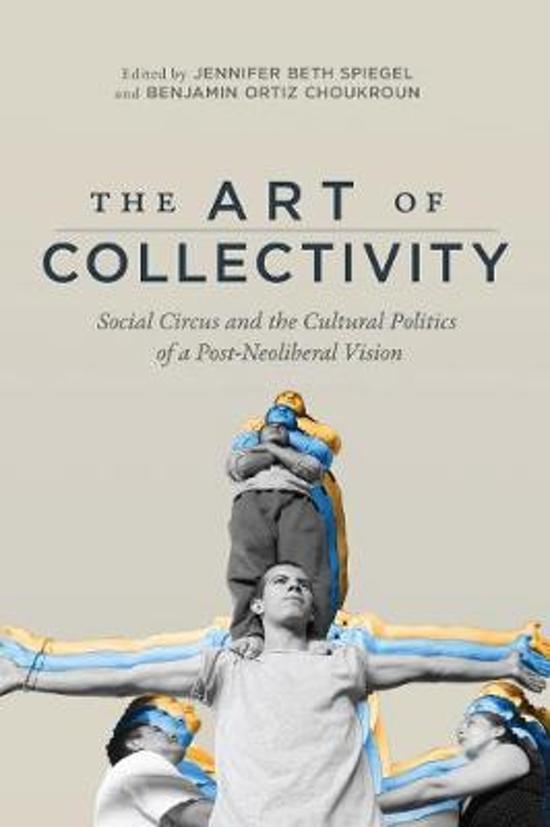Boek cover The Art of Collectivity van  (Hardcover)