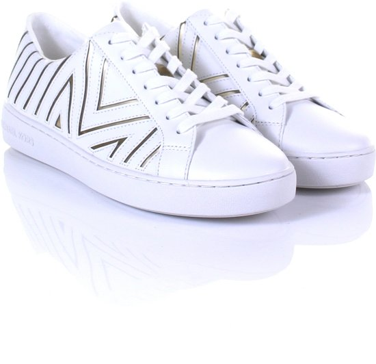 Michael Kors Dames Sneakers Whitney Lace Up Wit Maat 41