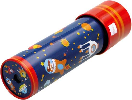 Afbeelding van het spel Scratch Caleidoscoop 18 Cm Metaal Blauw
