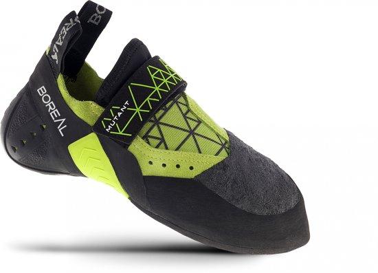 Chaussures Boréales Vert Avec Des Hommes De Fermeture Velcro 9QO0M8