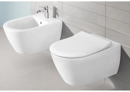 Toilet Villeroy En Boch.Bol Com Hangend Toilet Villeroy En Boch Subway 2 0 Directflush