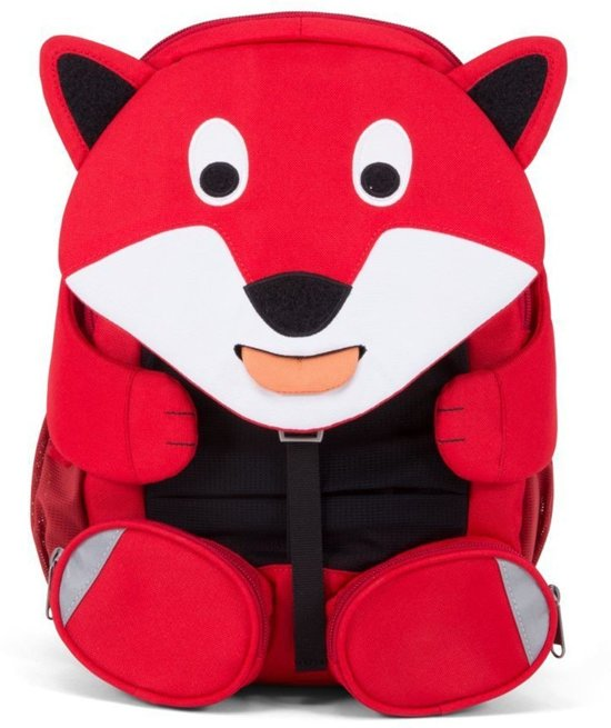 9095a7a7e10 bol.com | Affenzahn Kinderrugzak - Grote Rugzak 8 Liter – Fiete Fox