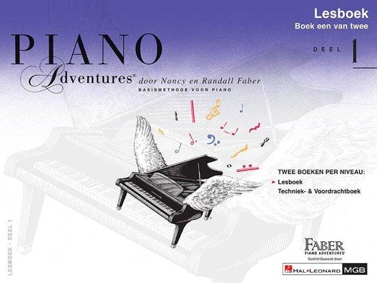 Piano Adventures: Lesboek 1