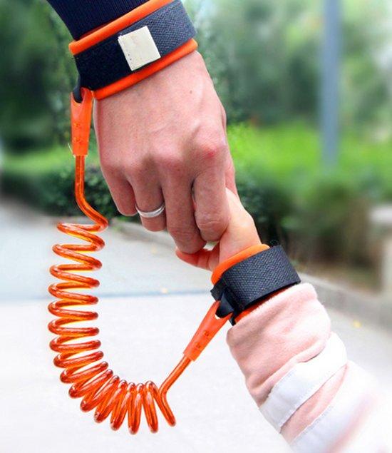 e38f09b4ebd Veiligheidsband voor kinderen Anti Lost polsband, Voor in pretparken  veiligheid riem