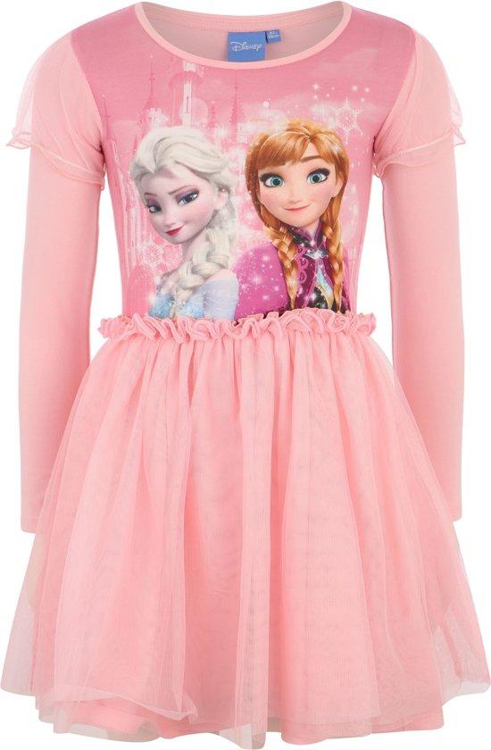 cc6333687a48da Disney-Frozen-Jurk-fuchsia-maat-98