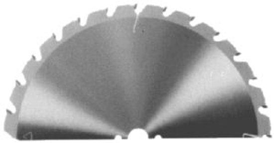 Cirkelzaagblad HM 160x30mm 36T