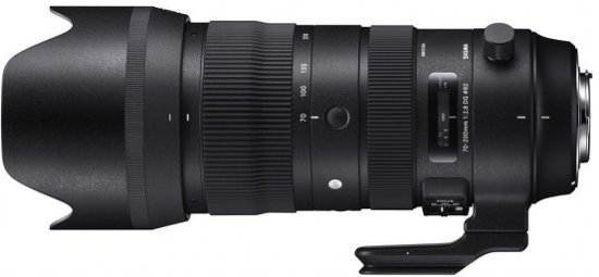 SIGMA 70-200mm F2.8 DG OS HSM | Sports Nikon