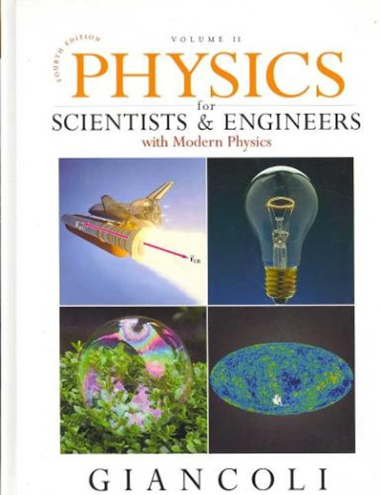 Physics for Scientists & Engineers Vol. 2 (Chs 21-35)