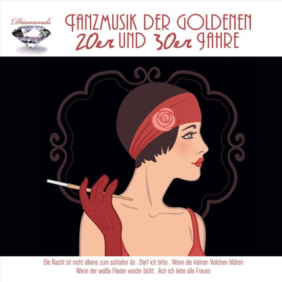 Tanzmusik Der Goldenen 20Er Un