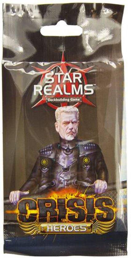 Afbeelding van het spel Star Realms Heroes Expansion - Kaartspel