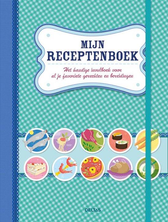 Bolcom Mijn Receptenboek Znu 9789044751253 Boeken