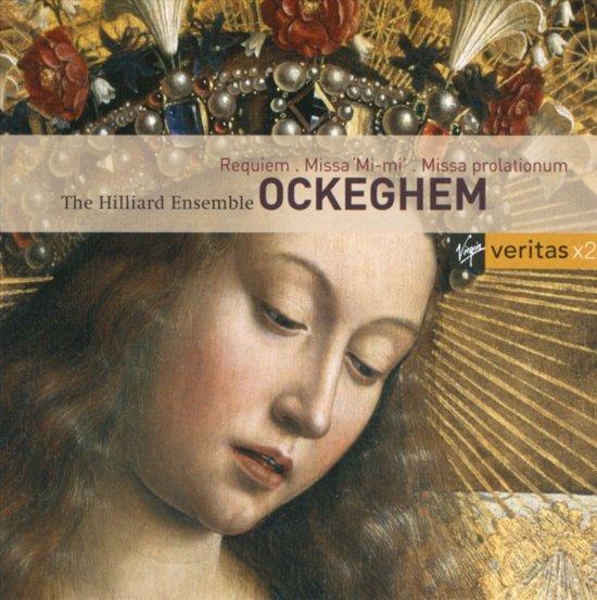 """Ockeghem : Requiem, Missa """"Mi-"""
