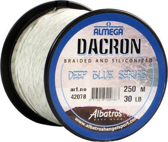 Albatros Almega Dacron - Vislijn - 9.1 kg - 250 m
