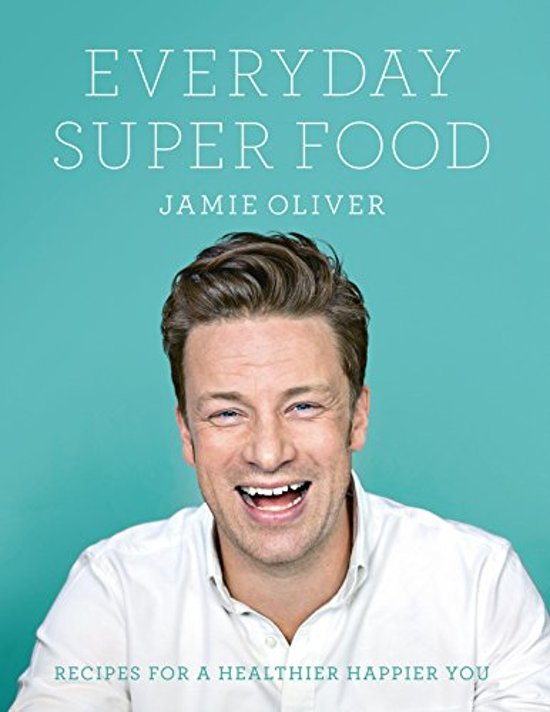 Boek cover Everyday Super Food | Engelstalige editie van Jamie Oliver (Onbekend)