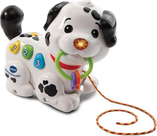 Afbeelding van VTech Baby Rol & Dol Dalmatiër - Trekfiguur speelgoed
