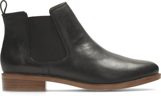 Clarks Dames Laarzen - Zwart - Maat 42