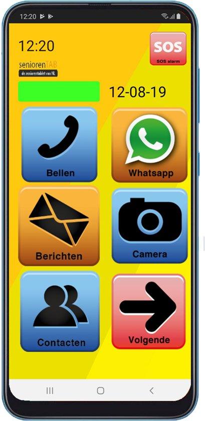 Samsung Seniorensmartphone Nederland