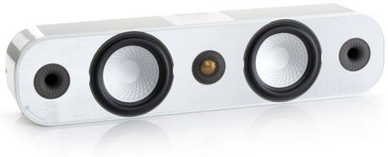 Monitor Audio Apex A40 - Center Luidspreker - Wit