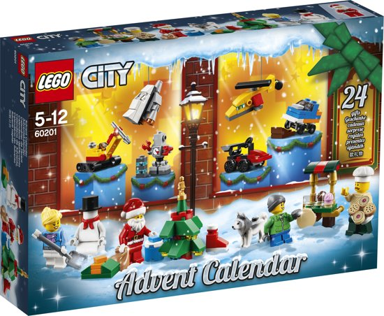 lego city adventskalender 2018 60201 lego. Black Bedroom Furniture Sets. Home Design Ideas