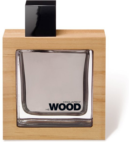 Dsquared He Wood 100 ml - Eau De Toilette - Herenparfum