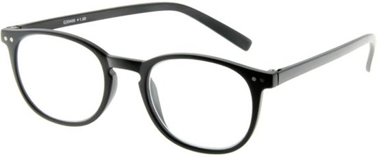 I Need You - The Frame Company Contactlenzen Leesbril JUNIOR zwart +2.00 dpt