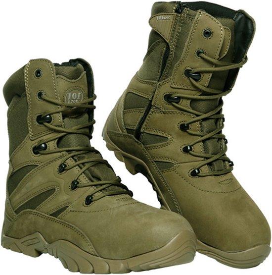 Fostex Tactical boots Recon groen