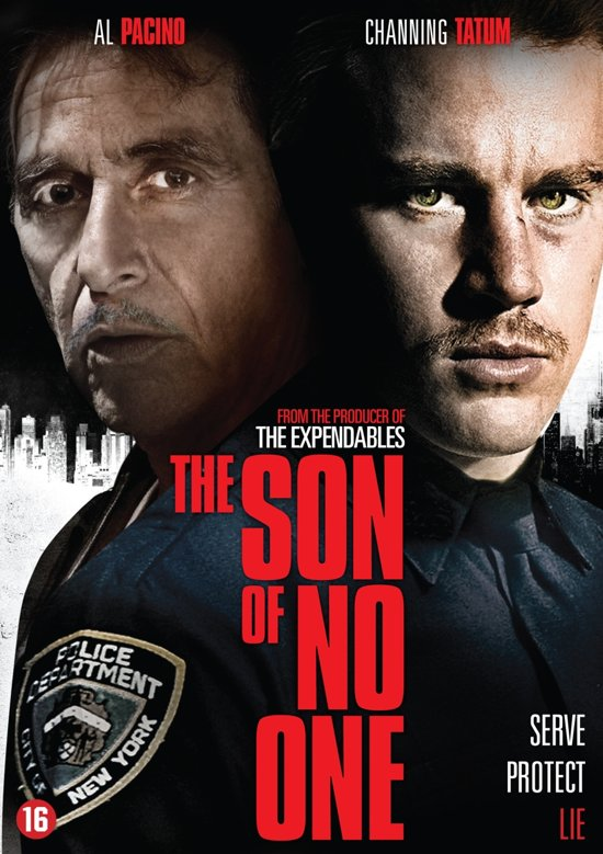 Cover van de film 'The Son Of No One'