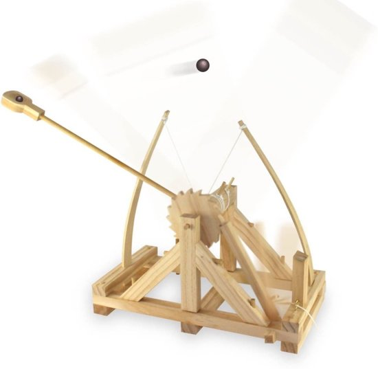 Da Vinci Catapult - Bouwpakket