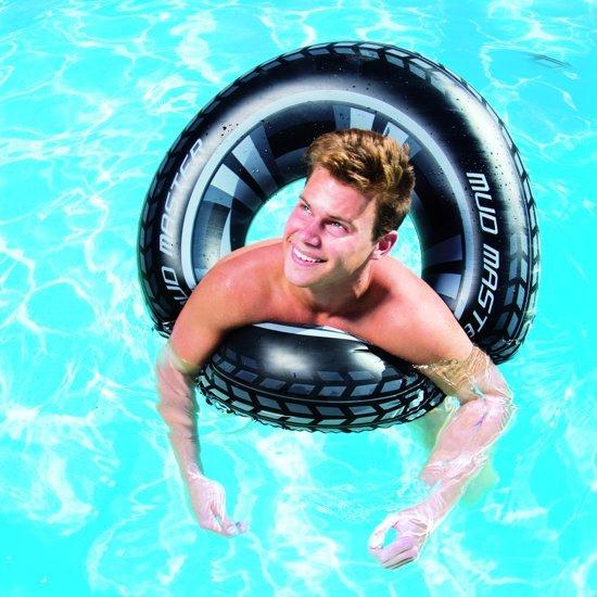 Opblaasring - Opblaasband - Opblaasbare Zwemring - Zwemband - 91 cm
