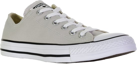 98c2f48a56f Converse Chuck Taylor All Star Ox Sneakers - Maat 41.5 - Unisex - beige