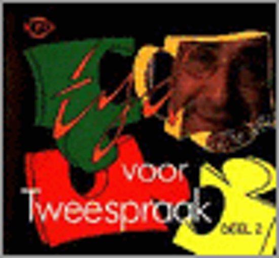 Boek cover Tijd voor tweespraak 2 van Frits Spits