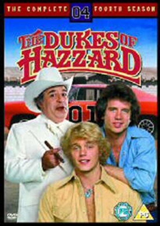 Dukes of Hazzard - Seizoen 4 (5DVD)