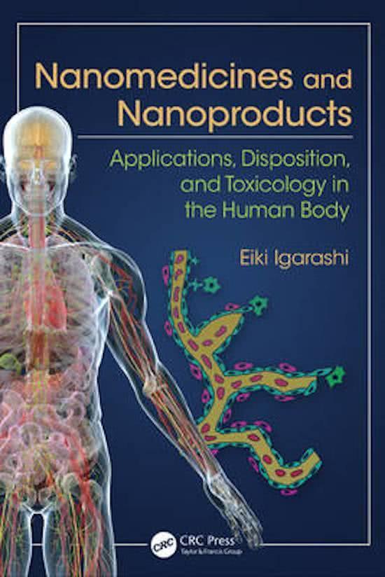 Nanomedicines and Nanoproducts