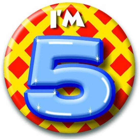 Bol Button I Am 18 Merkloos Speelgoed