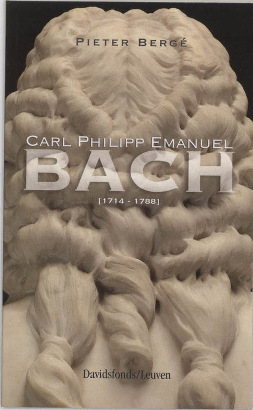 Carl Philipp Emanuel Bach 1714-1788 - Pieter Berge  