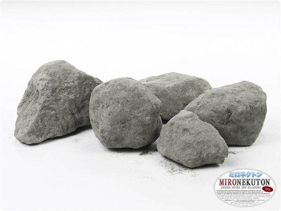 Mironekuton stenen 300 gram - aquarium mineralen