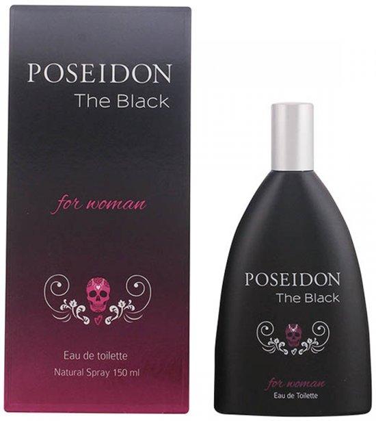 Poseidon - Damesparfum The Black Poseidon EDT - Dames -